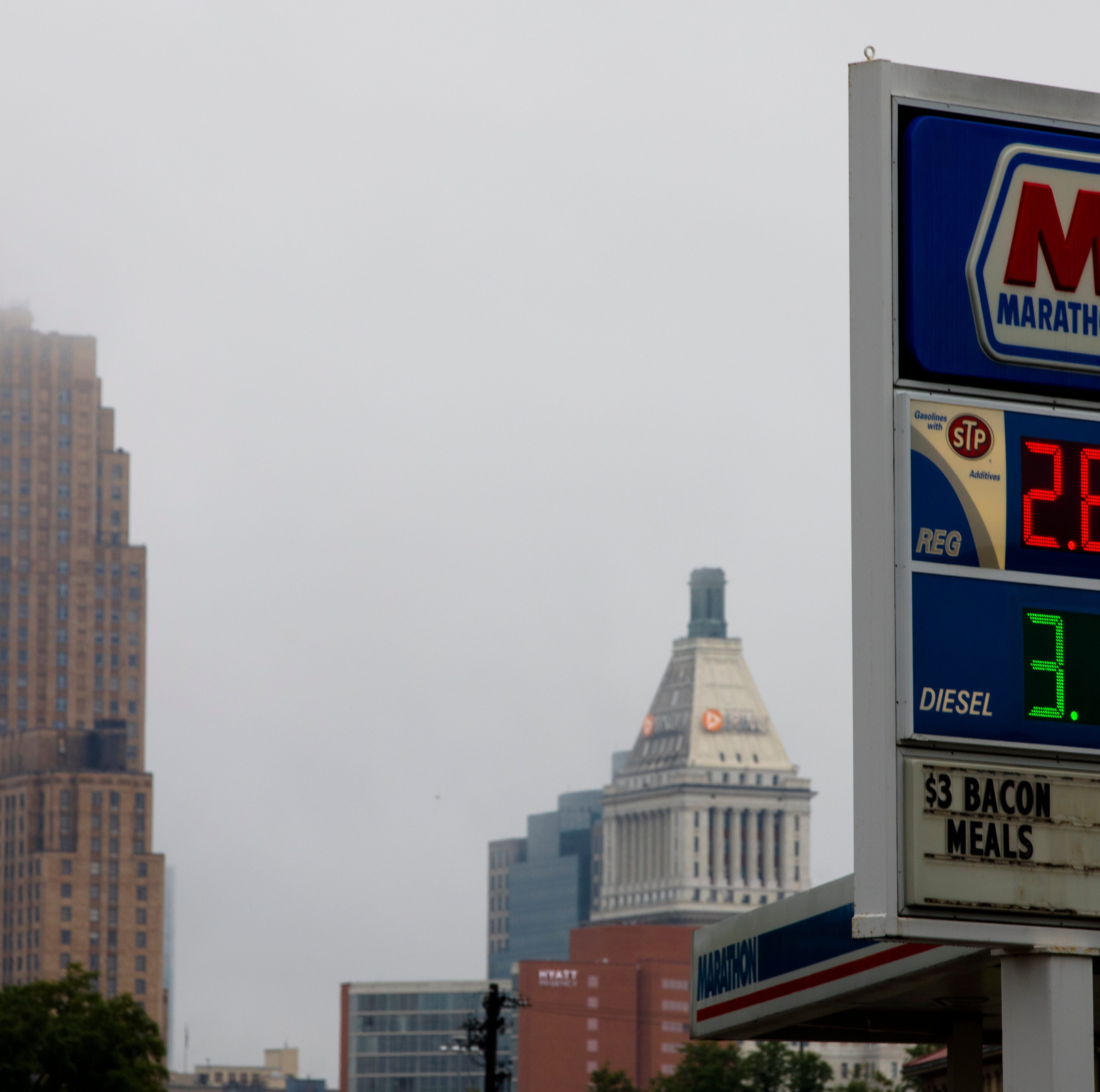 Ohio Gov. Mike DeWine: Raise gas taxes by 18 cents per gallon, tie to inflation