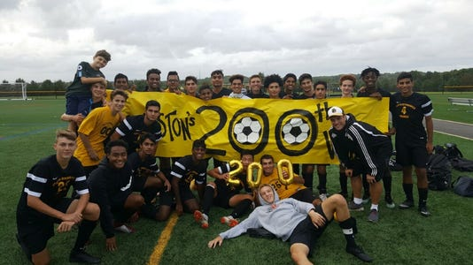South Brunswick boys soccer