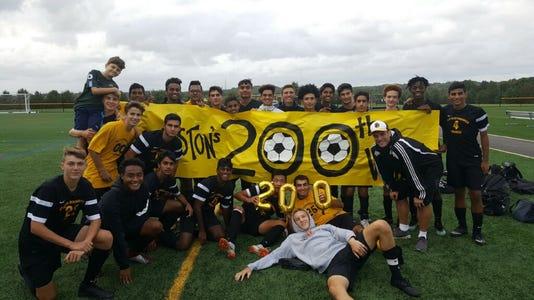 South Brunswick boys soccer