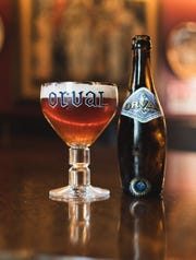 Orval at The Red Monk