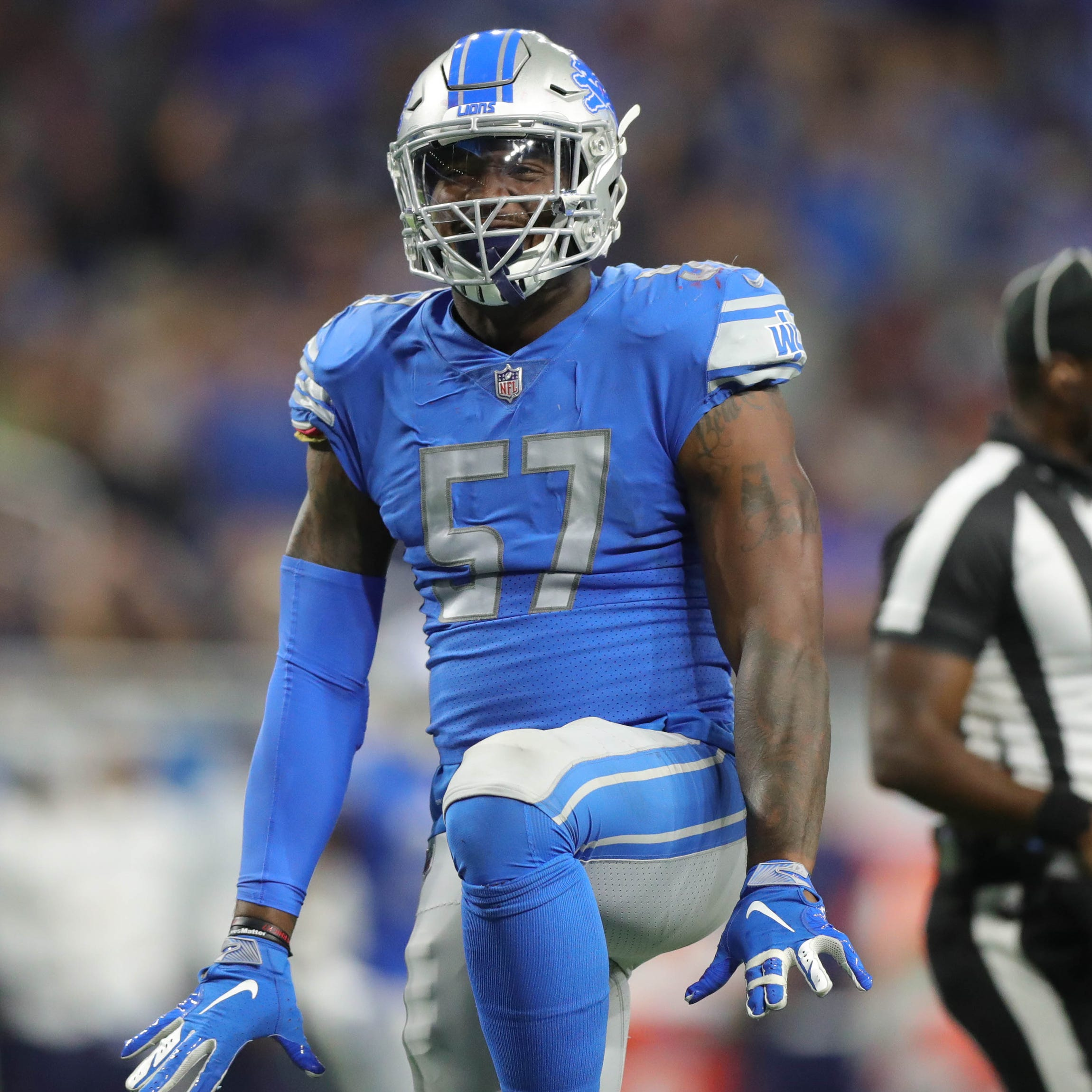 Detroit Lions' spirits lifted and renewed after dominating Patriots