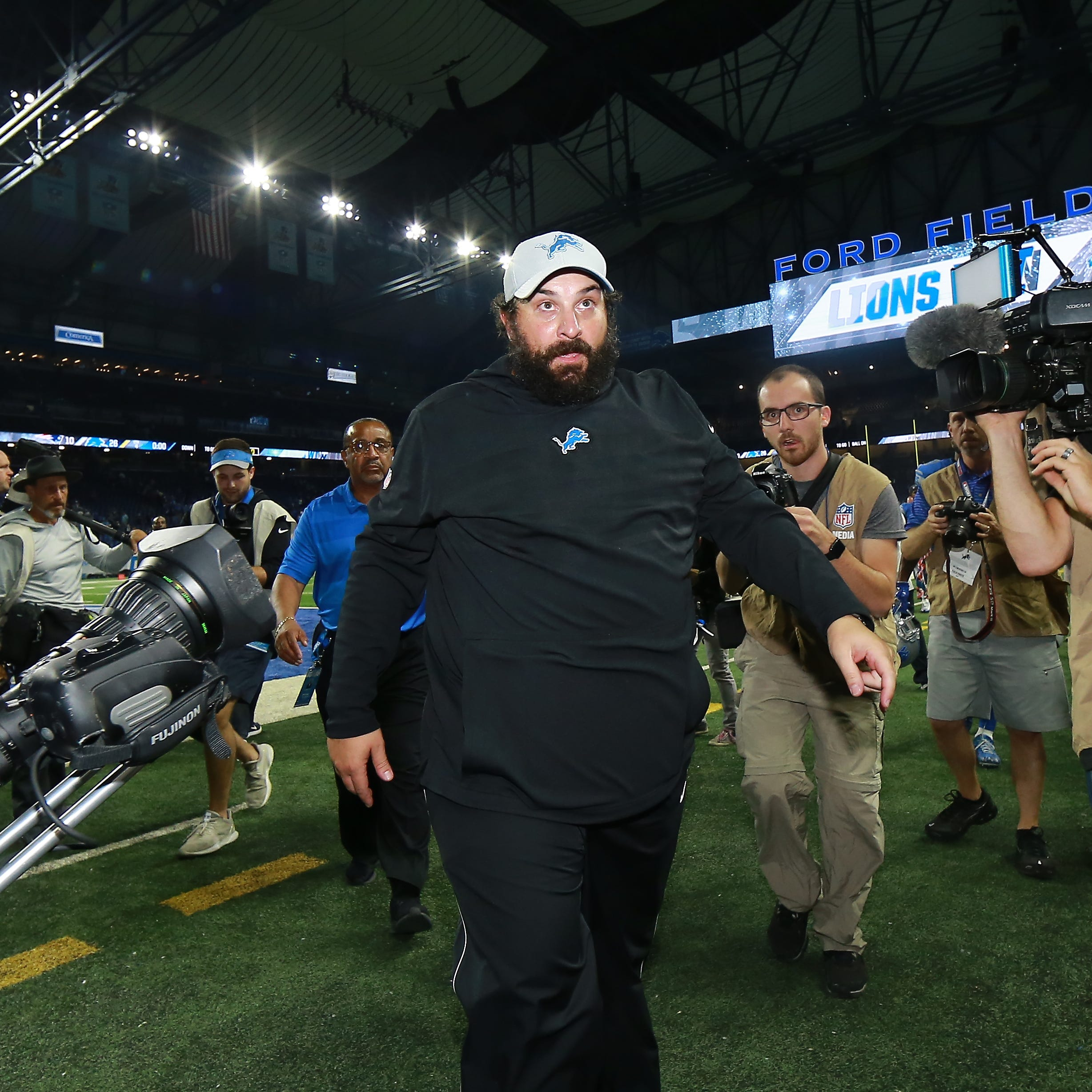 Matt Patricia: Dolphins are Detroit Lions' 'toughest opponent to date'