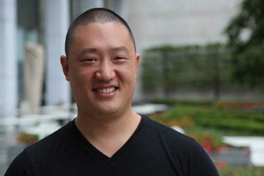Mike Han is opening Pursue, a Korean approach to raw American fish, inside the Fort Street Galley food hall slated to debut in Detroit in mid-November.