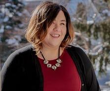 Jennifer Suidan is shown in a photo provided by Goodman Acker law firm.