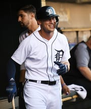 More progress made at the plate could make Tigers outfielder JaCoby Jones a plus player in 2018.
