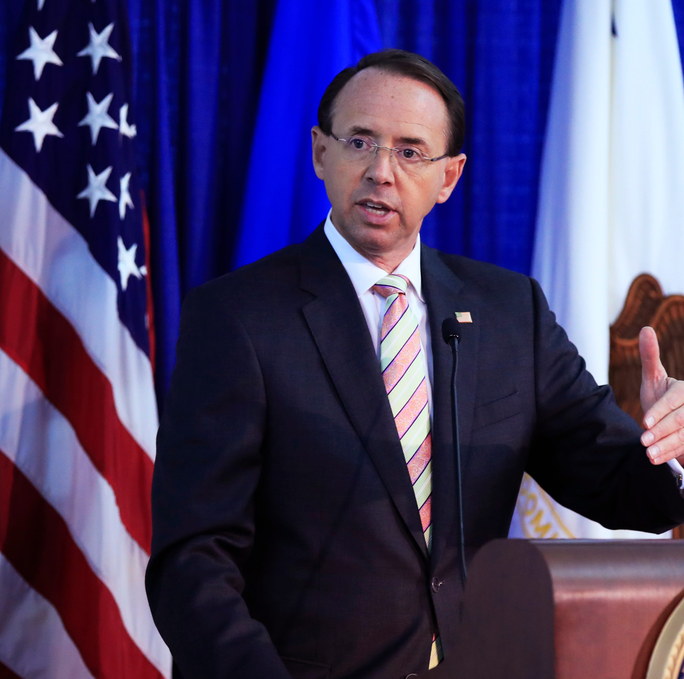Editorial: Rosenstein may go, but probe must go on