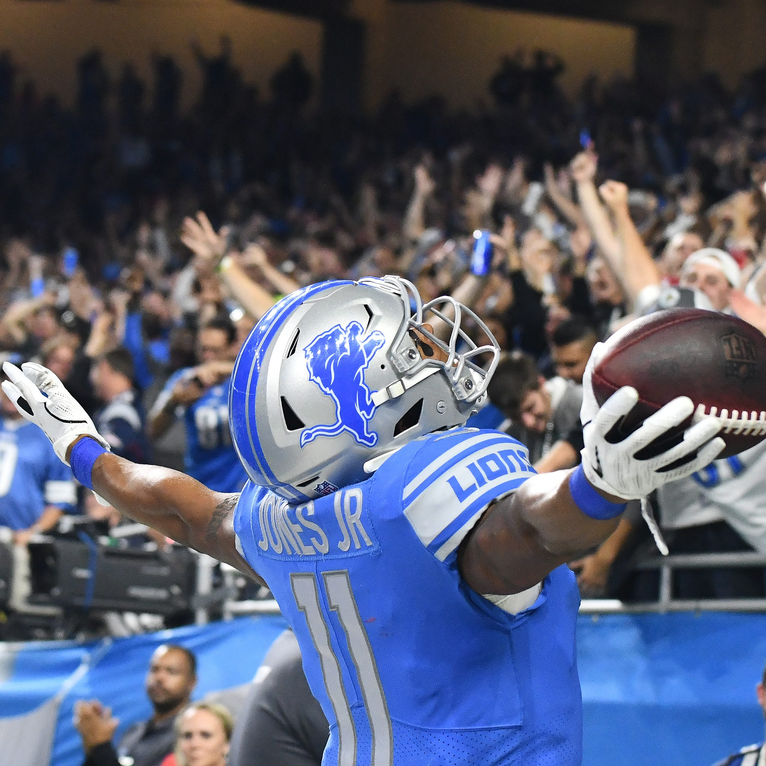 Justin Rogers' Lions grades: Lot of high marks, except for special teams