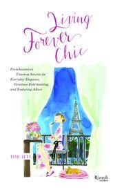 """""""Living Forever Chic"""" by Tish Jett."""