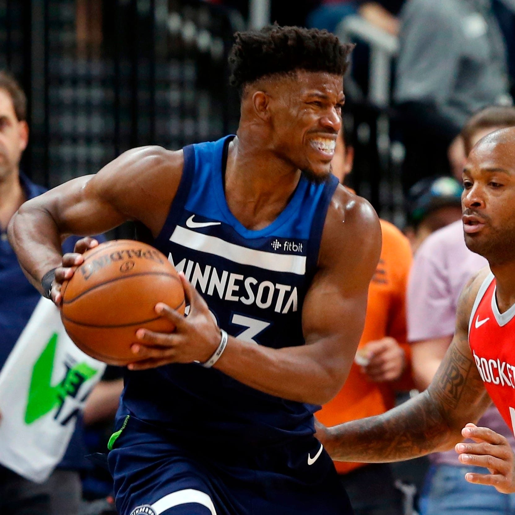 Beard: Don't count on Pistons trading for Jimmy Butler