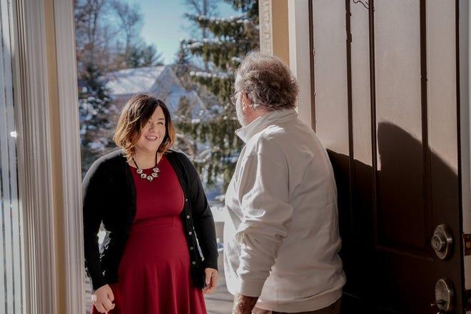Photo of Jennifer Suidman, provided by Goodman Acker