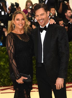 Jill and Harry Connick Jr. are expected to encourage adults over age 50 to get screened for colon cancer while in Detroit on Friday.