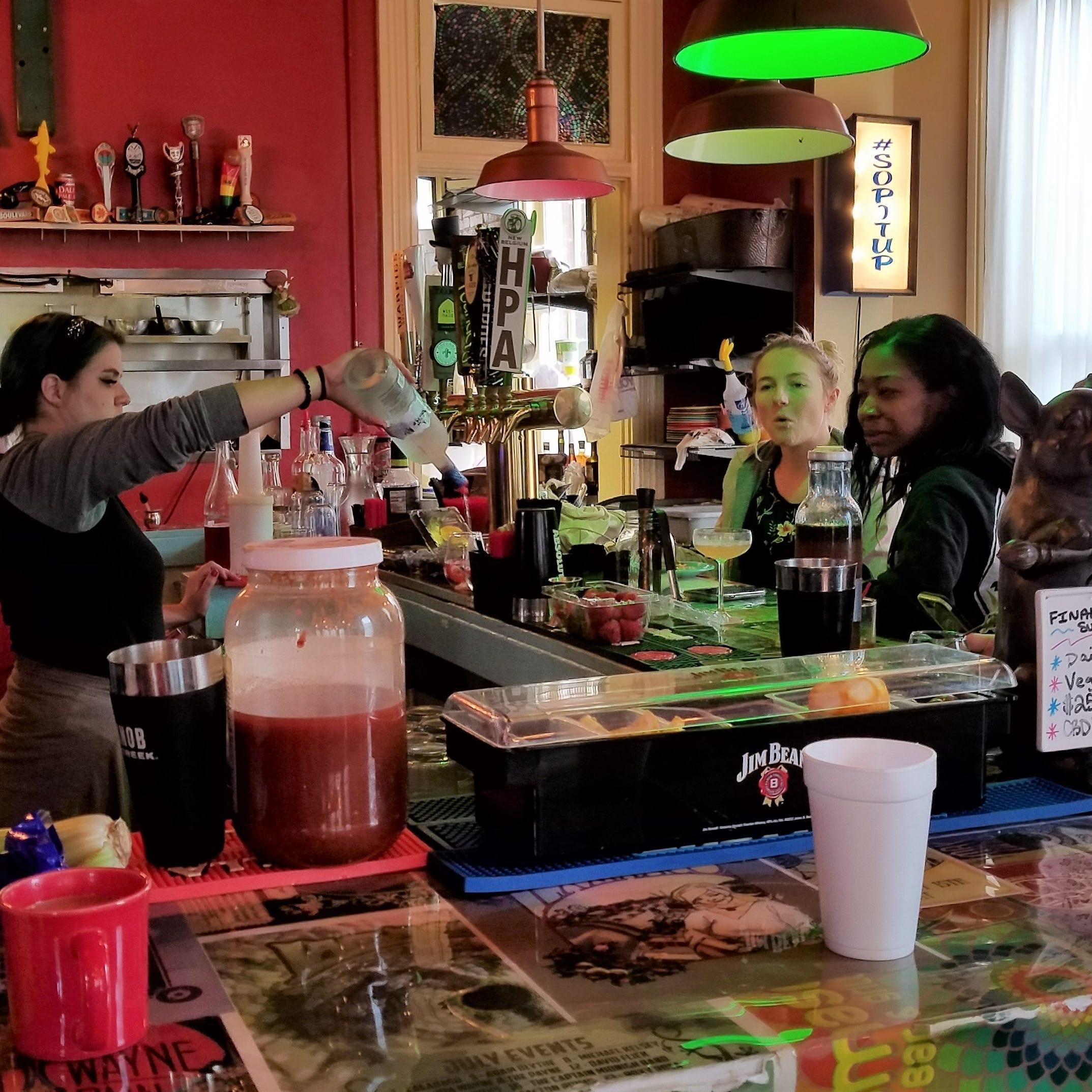 Amy Word sells Dapper Pig at Haynie's Corner, it will remain a restaurant