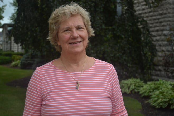 2548   Judy Geiger is a member of the ICSJ Respect Life Ministry, which promotes and supports pro-life causes.