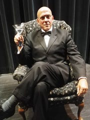 """Rob Green in Theatre Conspiracy's """"Murderers: A Killer Comedy"""""""