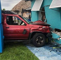Police confirm woman in SUV who crashed into Cape Coral restaurant Saturday has died