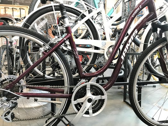 Virtually every bike part imported from China, except for lights and helmets, is subject to a 15 percent tariff that goes into effect Monday, Sept. 24, 2018. The tariffs go up another 10 percent on Jan. 1.