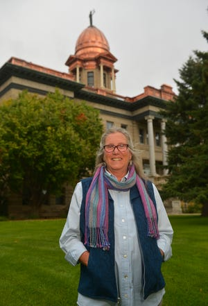 Jane Weber, Cascade County Comissioner.Candidate Profile
