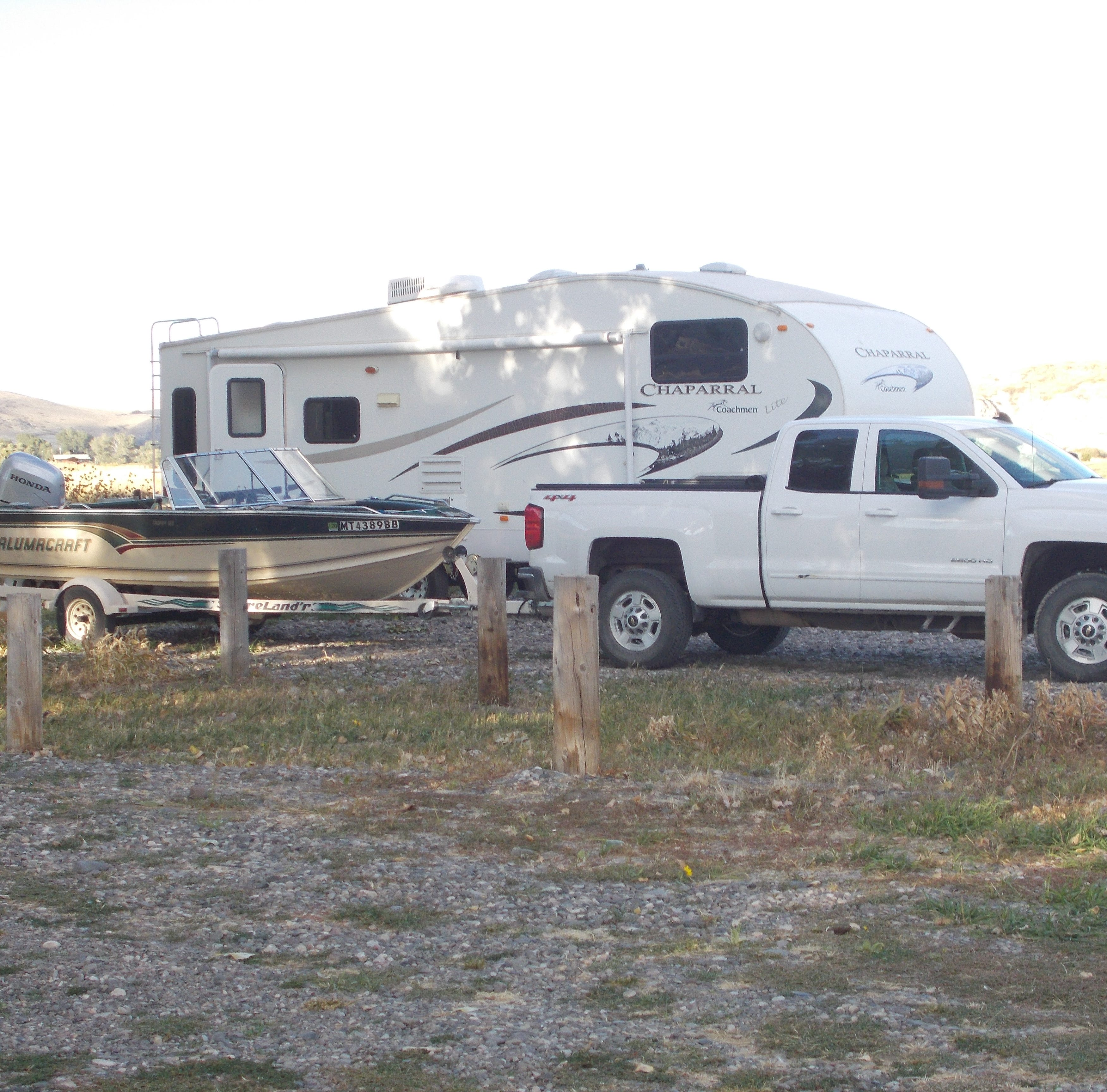 Two bodies found in camper at Missouri River fishing access site