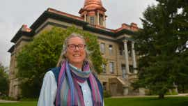 Commissioner Jane Weber announces retirement