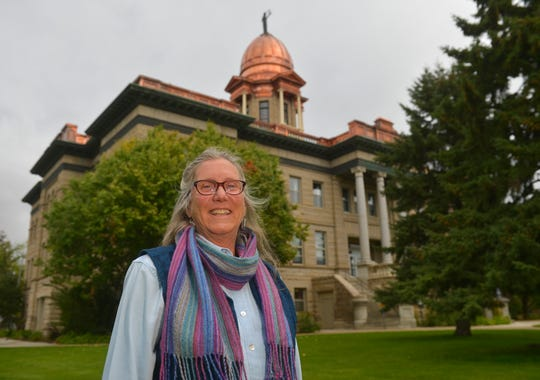 Jane Weber, Cascade County commissioner