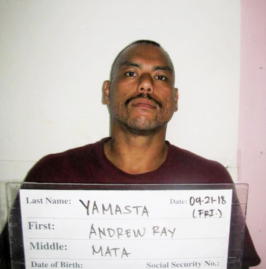 Andrew Yamasta allegedly claimed substance was salt, charged after test showed it was drugs