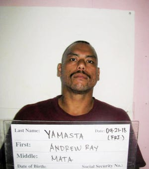 Andrew Ray Mata Yamasta