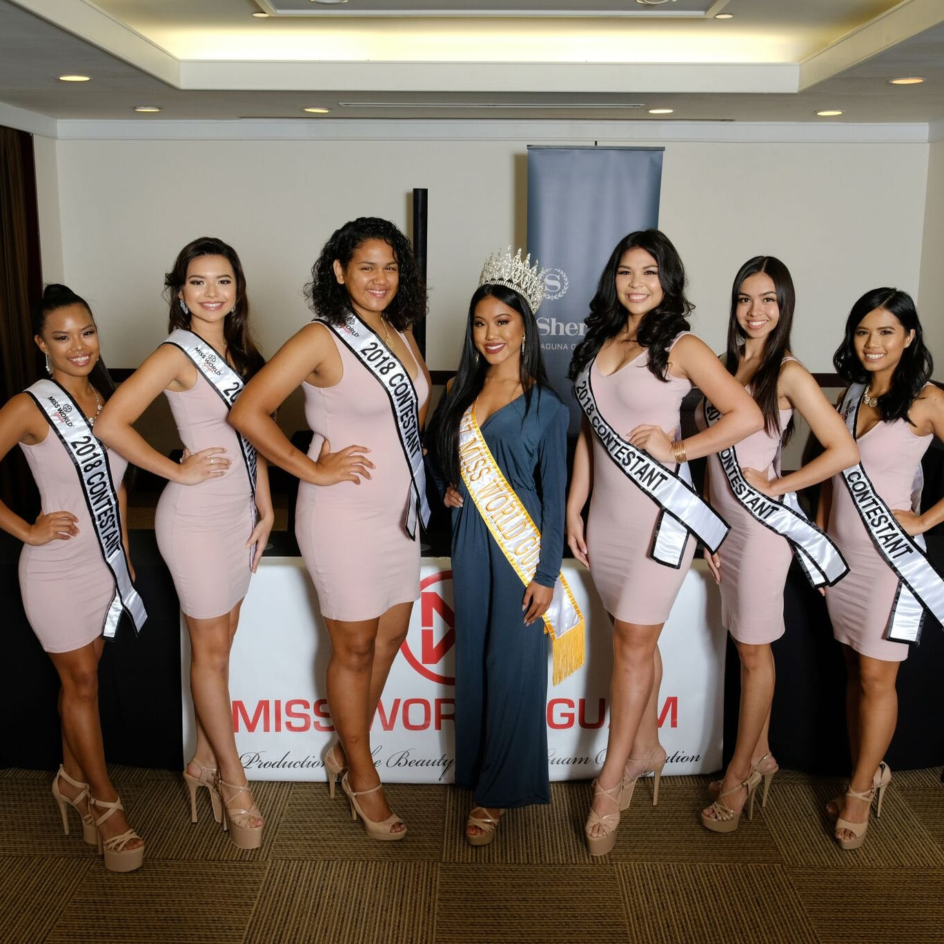 Miss World Guam to be crowned Monday night