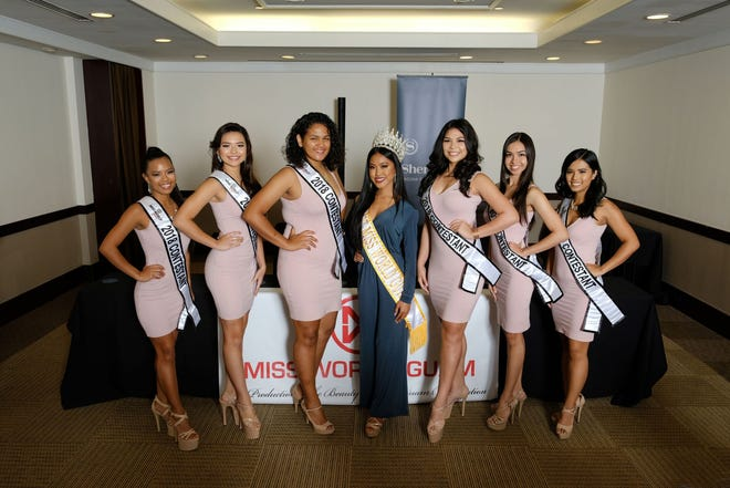 2018 Miss World Guam