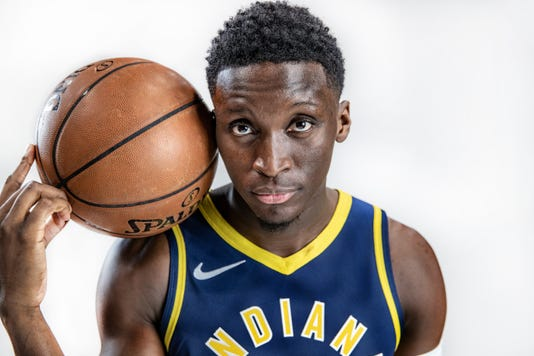Indiana Pacers Media Day Photos Before The 2018 19 Season
