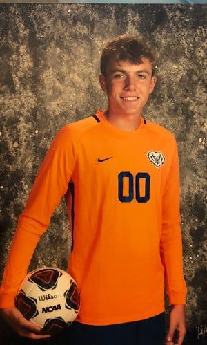 Jacob Kane, HSE boys soccer