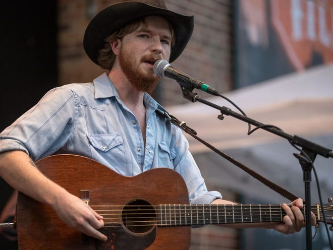 Colter Wall performs Sunday as part of the Holler on the Hill festival at Garfield Park.