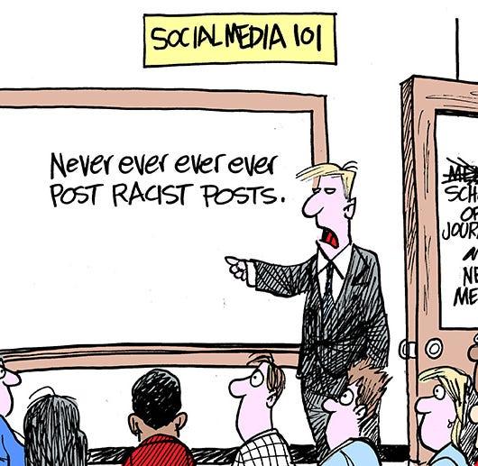 Marshall Ramsey: Social Media 101