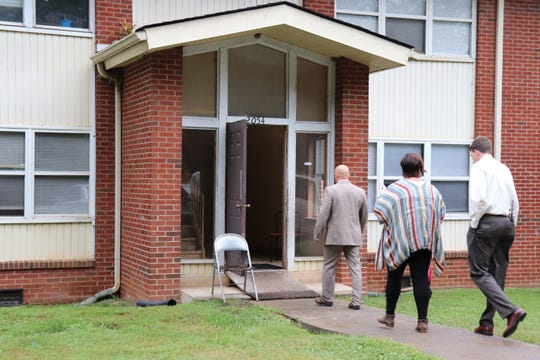 Two years later, KPD investigators re-enter 2054 Dandridge Ave. as they re-canvass Morningside Hills Apartments to search for new leads.