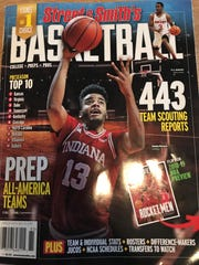 Street & Smith's 2018-19 college basketball preview magazine.