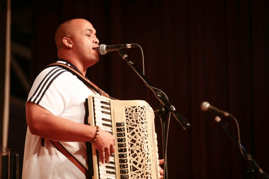 Corey Ledet and his band will perform at Bal du Dimanche at 1 p.m. Sunday at Vermilionville.