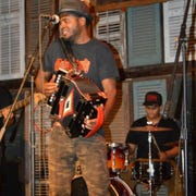 Deuce Chambers and Zydeco Integrity open Music & Market Friday in Opelousas