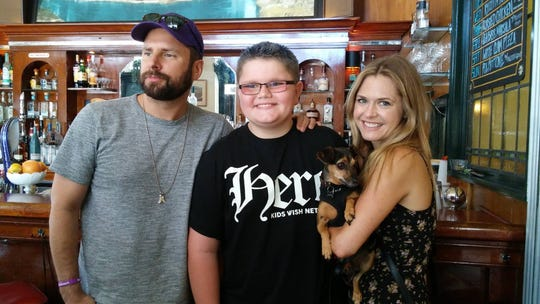 James Roday, Naoh Weaver, Maggie Lawson