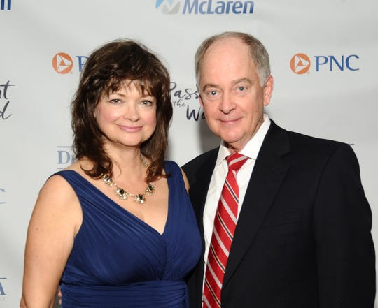 Susan and Darrell Lindman will serve as honorary co-chairs of the McLaren Greater Lansing Foundation's Annual Gala at the Country Club of Lansing on October 13.