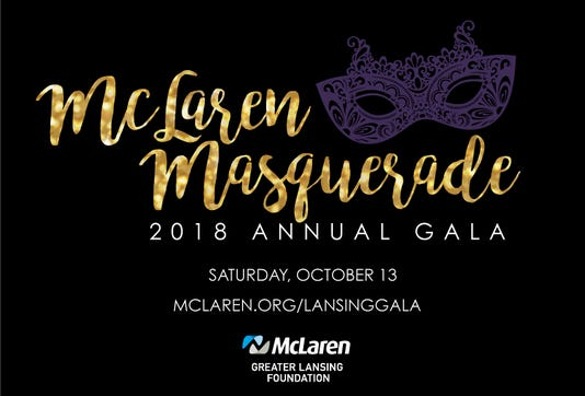 Net proceeds from the Gala will benefit the Emergency Department, Oncology Services and areas of greatest need at McLaren Greater Lansing.