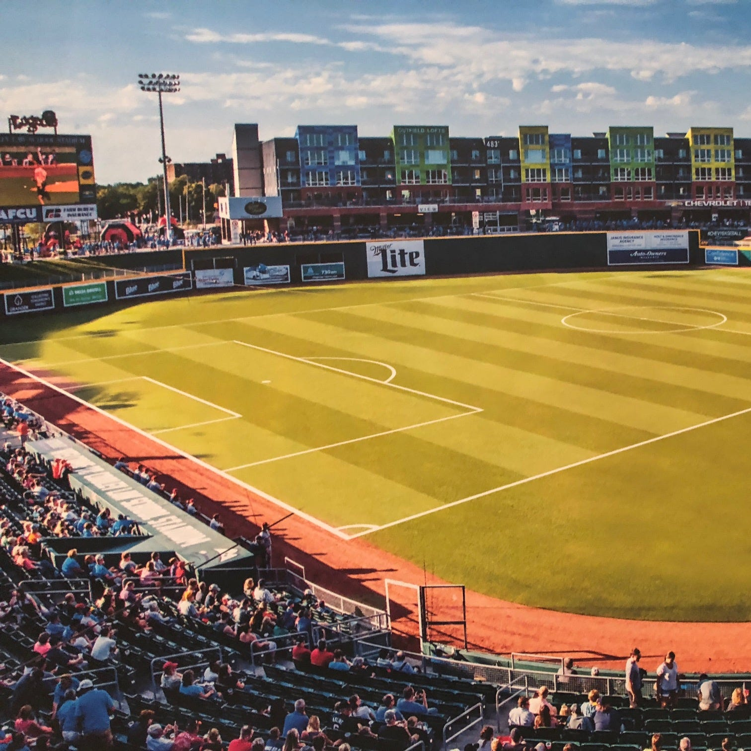 Lansing pro soccer team likely to begin play this spring at Lugnuts' stadium downtown