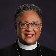 The Rev. Phoebe Roaf will become the first woman and African American to lead the Episcopal Diocese of West Tennessee.