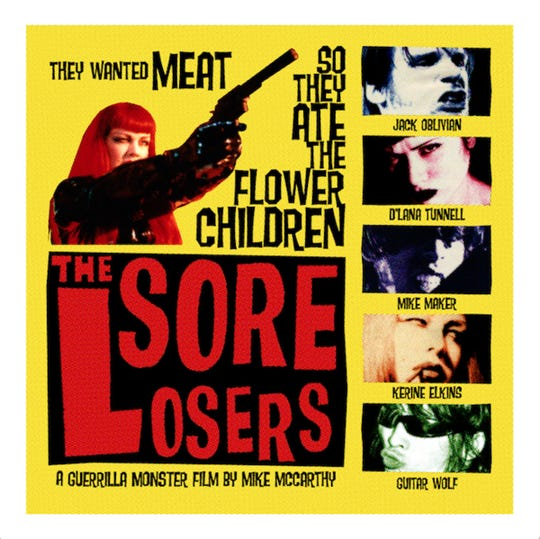 "The made-in-Memphis neo-retro exploitation movie ""The Sore Losers"" screens Sunday at the Studio on the Square."