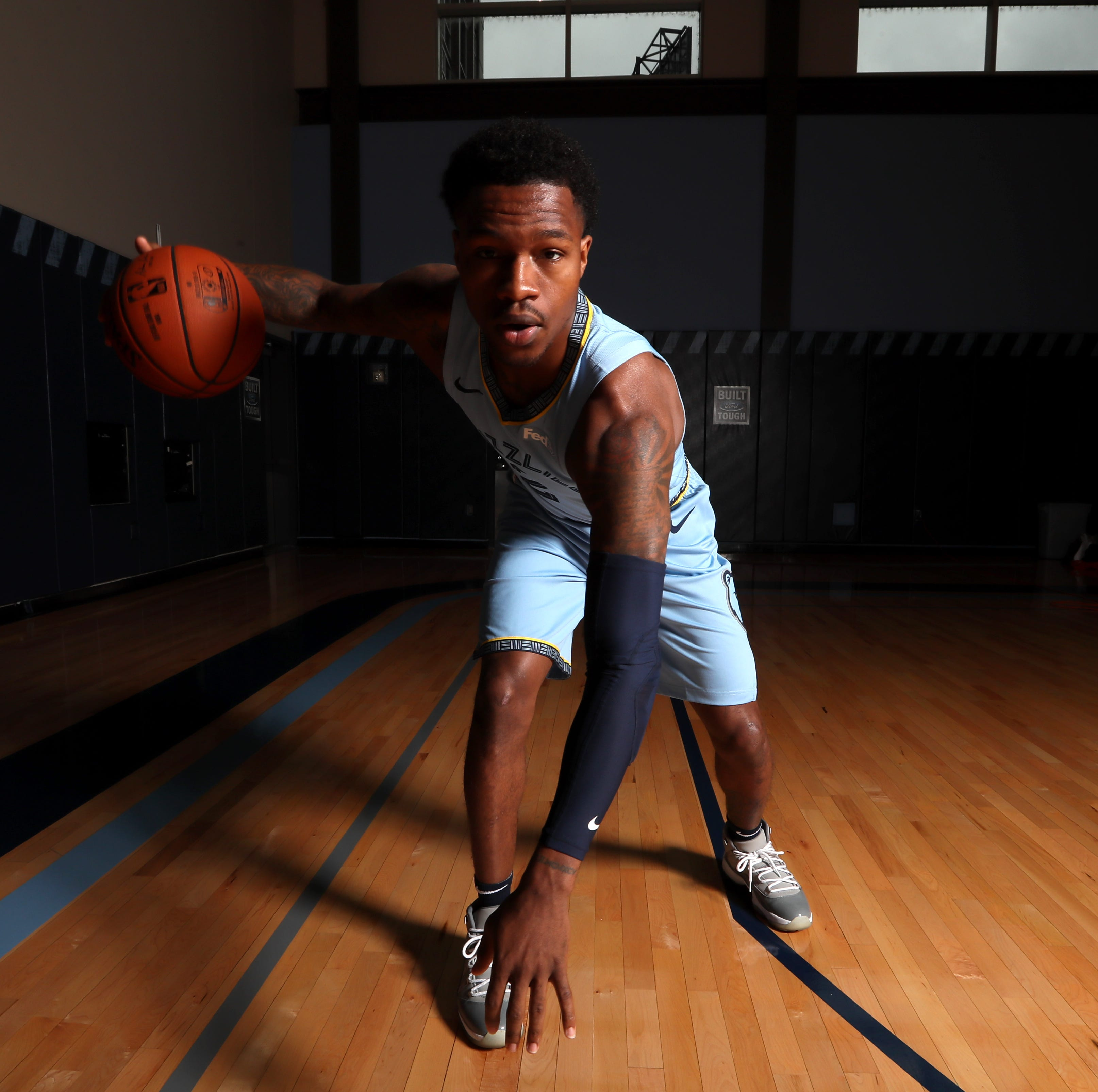 FGCU's Brandon Goodwin's first NBA stint over as he's waived by the Denver Nuggets