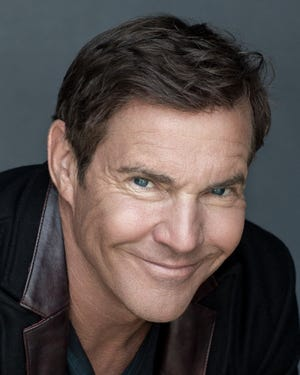 How the grin stole hearts: Dennis Quaid