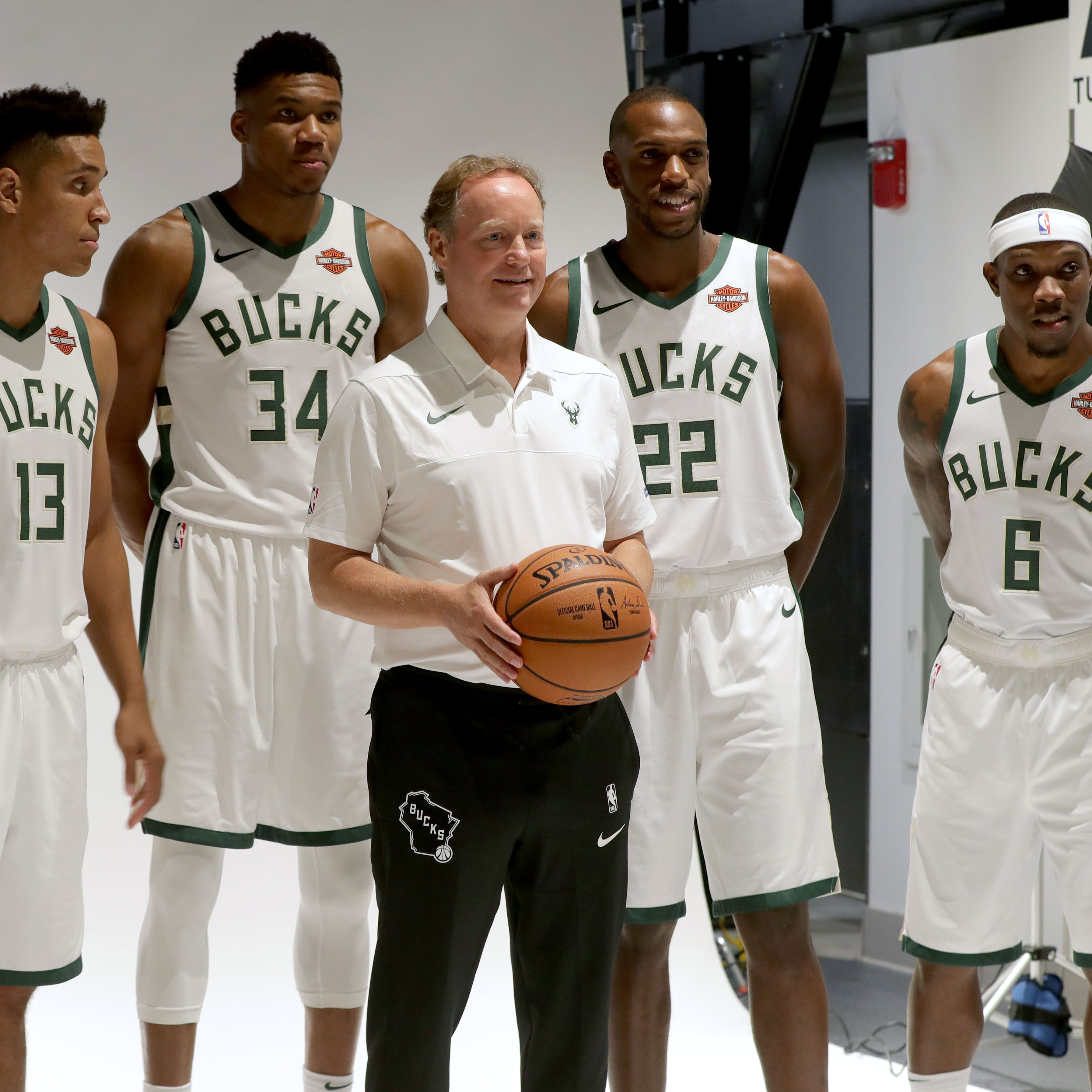 Is Mike Budenholzer the last big piece of the Bucks' puzzle?