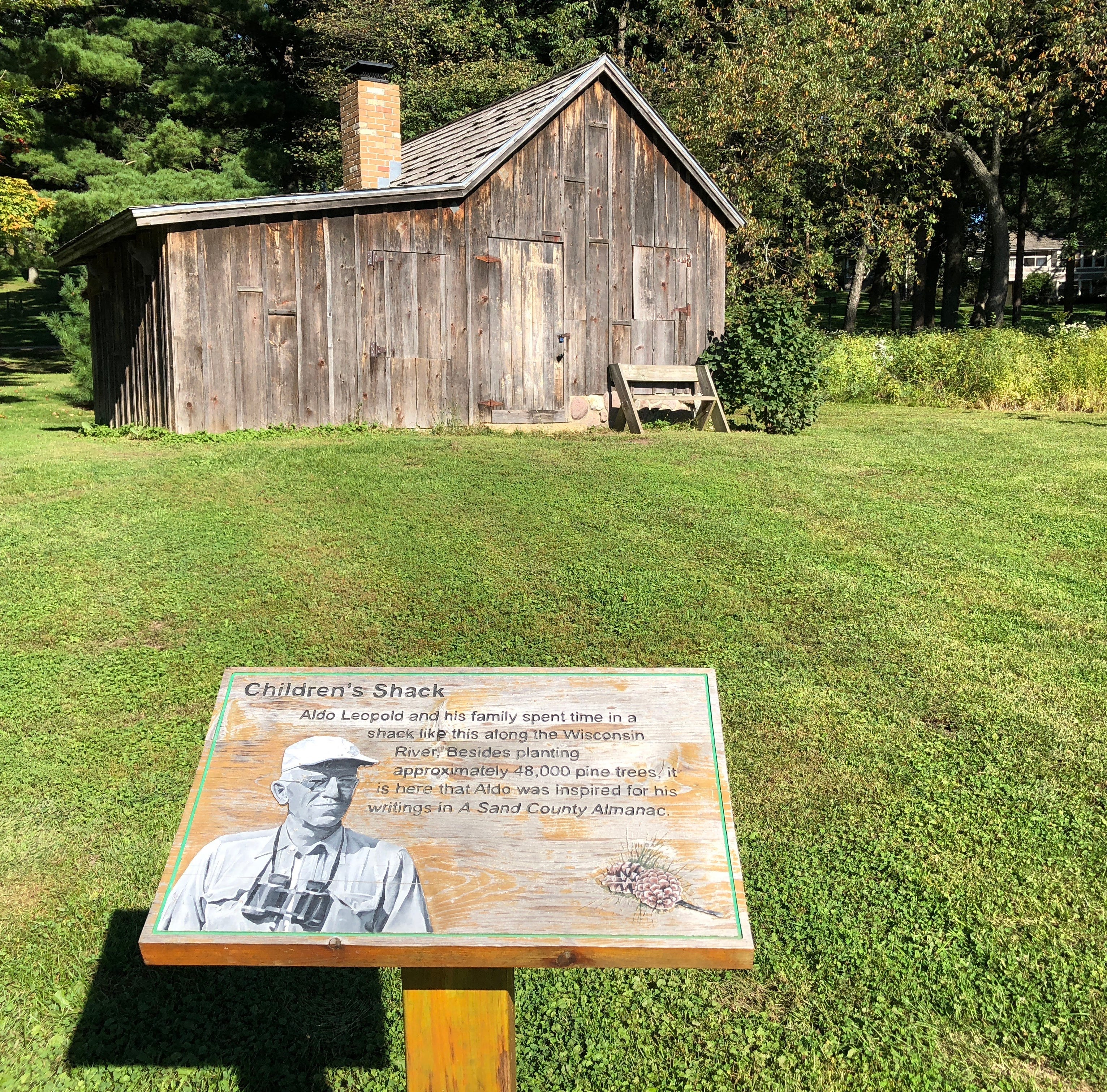 Young people embrace wilderness at Aldo Leopold Nature Center in Monona