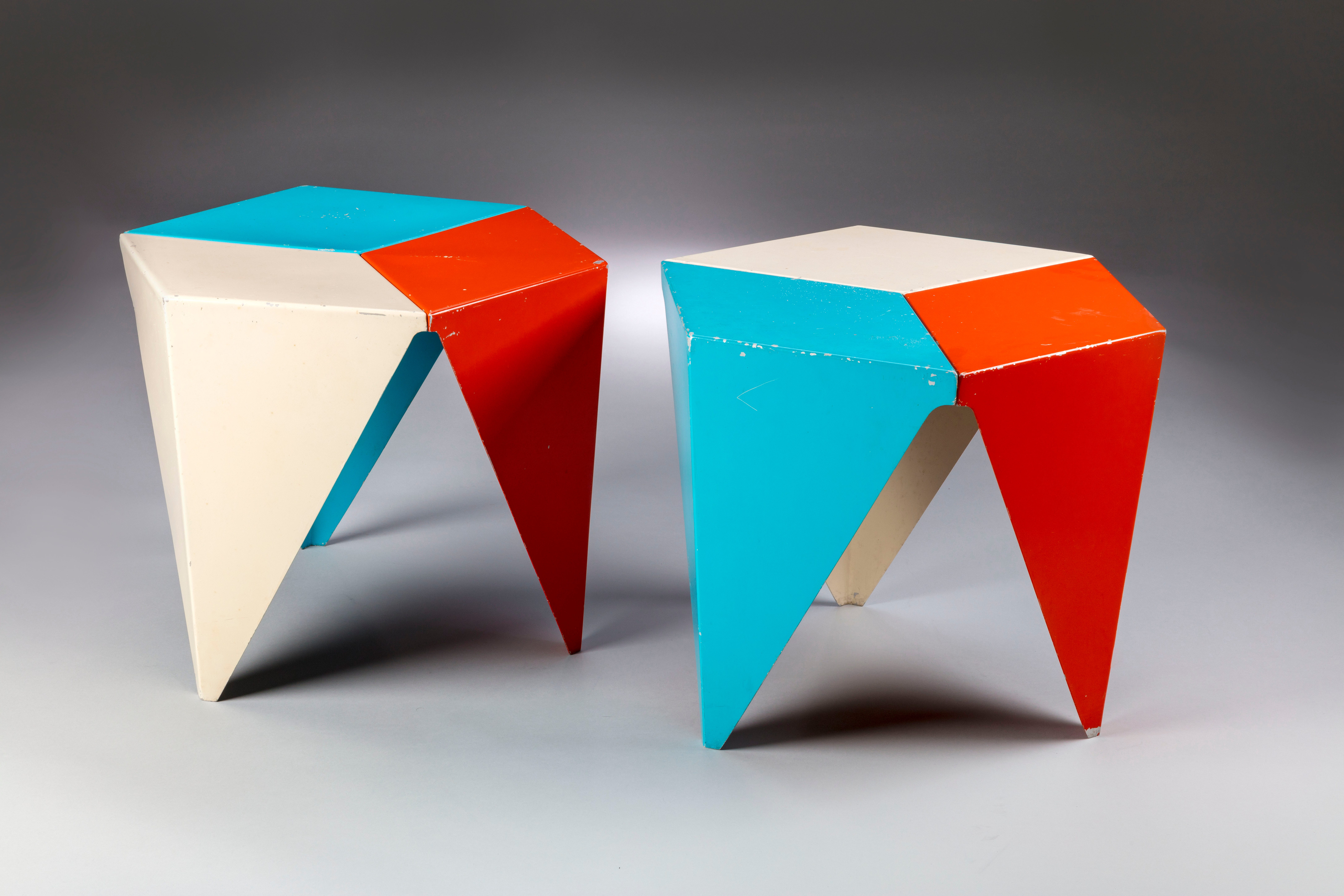 """Isamu Noguchi's """"Alcoa Forecast Program Tables"""" (1957) are part of the new exhibit, """"Serious Play,"""" at the Milwaukee Art Museum."""