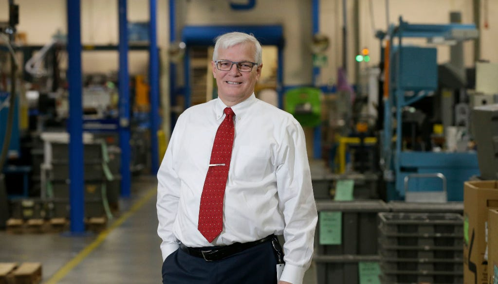 Badger Meter CEO Meeusen to retire at end of 2018, be succeeded by Bockhorst