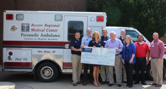Arvest Ambulance Campaign Gift