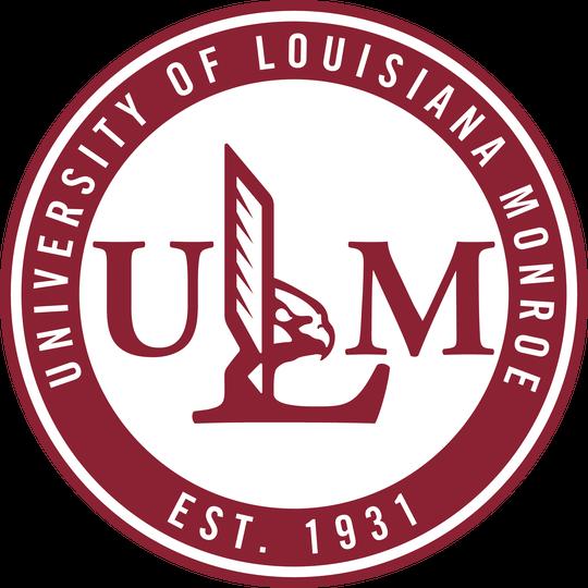 University of Louisiana Monroe logo